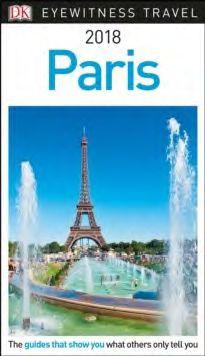 PARIS -EYEWITNESS TRAVEL