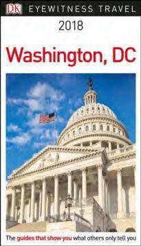 WASHINGTON DC -EYEWITNESS TRAVEL GUIDE