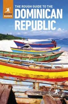 DOMINICAN REPUBLIC -ROUGH GUIDE