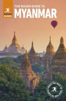 MYANMAR (BURMA) -ROUGH GUIDE