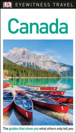 CANADA -EYEWITNESS TRAVEL