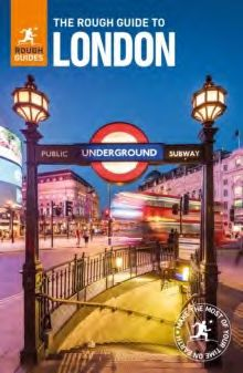 LONDON -ROUGH GUIDE