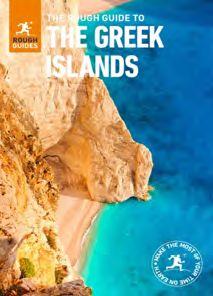 GREEK ISLANDS, THE- ROUGH GUIDE