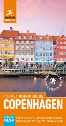 COPENHAGEN -ROUGH GUIDES POCKET