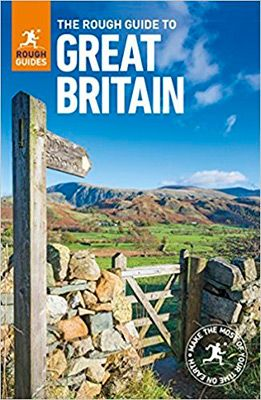 // GREAT BRITAIN -ROUGH GUIDES