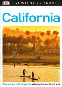 CALIFORNIA -EYEWITNESS TRAVEL