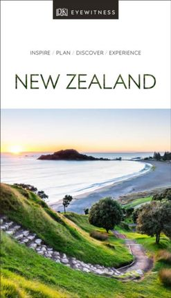 // NEW ZEALAND -EYEWITNESS TRAVEL GUIDE
