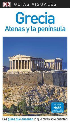 GRECIA. ATENAS Y LA PENINSULA -GUIAS VISUALES