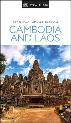 CAMBODIA AND LAOS -EYEWITNESS TRAVEL