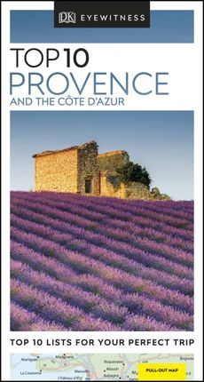 PROVENCE AND THE CÔTE D'AZUR -TOP 10 -EYEWITNESS