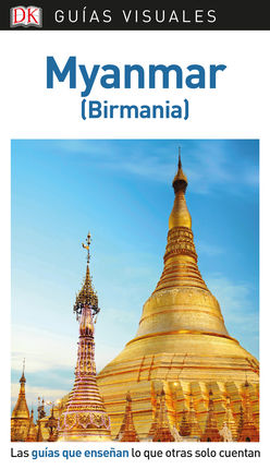 MYANMAR (BIRMANIA) -GUIAS VISUALES