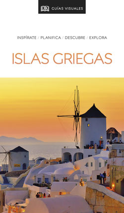 ISLAS GRIEGAS -GUIAS VISUALES