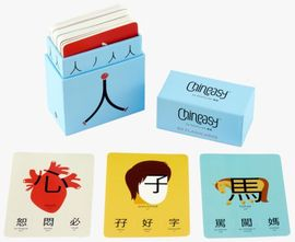CHINEASY. 60 FLASHCARDS [CAPSA]