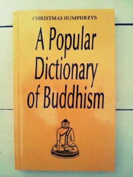 POPULAR DICTIONARY OF BUDDHISM