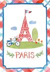 PARIS POCKET JOURNAL [DIARI] WATERCOLOR