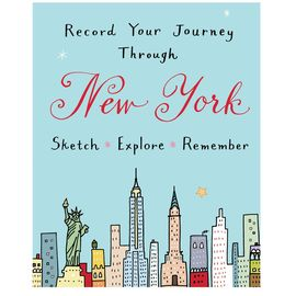 NEW YORK, RECORD YOUR JOURNEY THROUGH