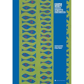 FISH JOURNAL [LIBRETA LISA] COOPER HEWITT DESIGN PATTERNS