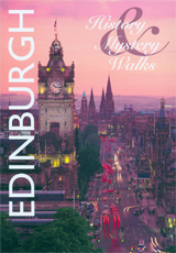 EDINBURGH -HISTORY & MYSTERY WALKS