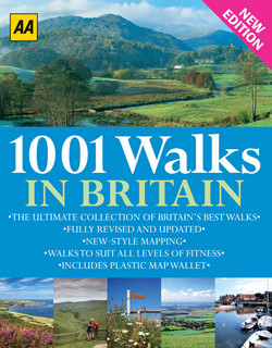 1001 WALKS IN BRITAIN [CARPETA]