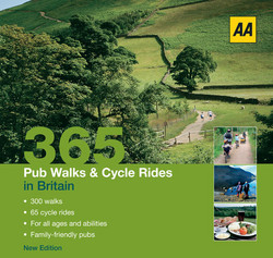 365 PUB WALKS & CYCLE RIDES IN BRITAIN [CARPETA]
