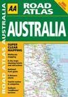 AUSTRALIA, ROAD ATLAS -AA