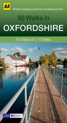 OXFORDSHIRE, 50 WALKS IN