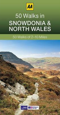 SNOWDONIA & NORTH WALES, 50 WALKS IN