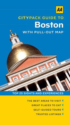 BOSTON -AA CITYPACK GUIDE