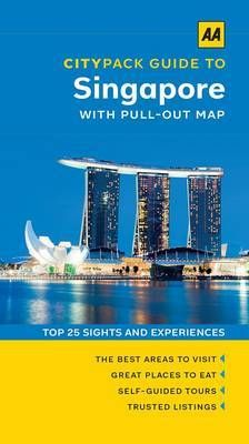 SINGAPORE -AA CITYPACK GUIDE
