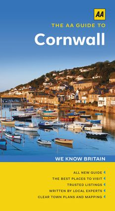CORNWALL-THE AA GUIDE TO