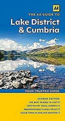 LAKE DISTRICT & CUMBRIA -THE AA GUIDES TO