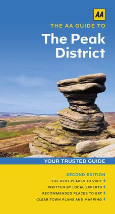 PEAK DISTRICT, THE -THE AA GUIDES TO