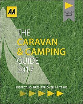 2017 THE CARAVAN & CAMPING GUIDE- AA