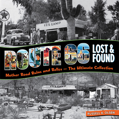 ROUTE 66. LOST & FOUND