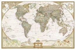622086 WORLD EXECUTIVE GRAN [ENG] 1:22.445.000 [MURAL] -NATIONAL GEOGRAPHIC