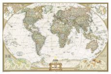 622085 WORLD EXECUTIVE PETIT [ENG] 1:36.384.000 [MURAL] -NATIONAL GEOGRAPHIC