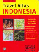 INDONESIA. TRAVEL ATLAS
