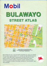 BULAWAYO STREET ATLAS
