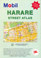 HARARE -STREET ATLAS