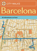 BARCELONA [ENG] -CITY WALKS [CARTAS]