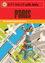 PARIS -CITY WALKS WITH KIDS [CARTAS]