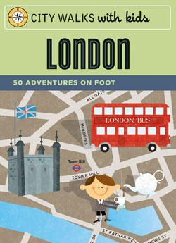 LONDON -CITY WALKS WITH KIDS [CARTAS]