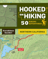 NORTHERN CALIFORNIA [CARTAS] -HOOKED ON HIKING