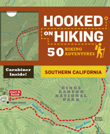 SOUTHERN CALIFORNIA [CARTAS] -HOOKED ON HIKING