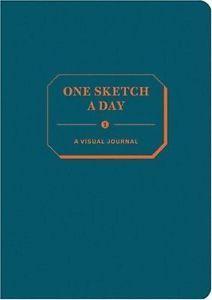 ONE SKETCH A DAY [LIBRETA]