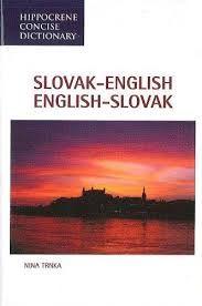 SLOVAK-ENGLISH/ENGLISH-SLOVAK. DICTIONARY