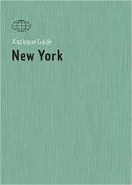 NEW YORK -ANALOGUE GUIDE