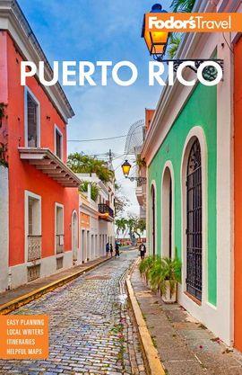 PUERTO RICO -FODOR'S