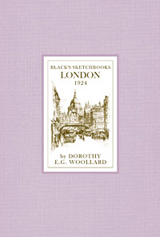 LONDON, BLACK'S SKETCHBOOKS