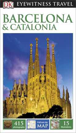 BARCELONA & CATALONIA -EYEWITNESS TRAVEL